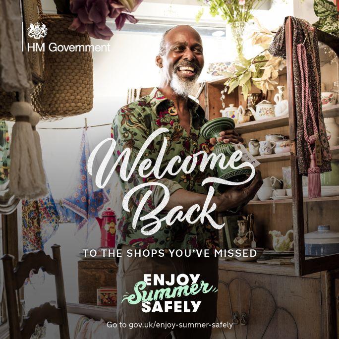 enjoy safely