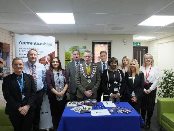 Apprenticeships event march 2018