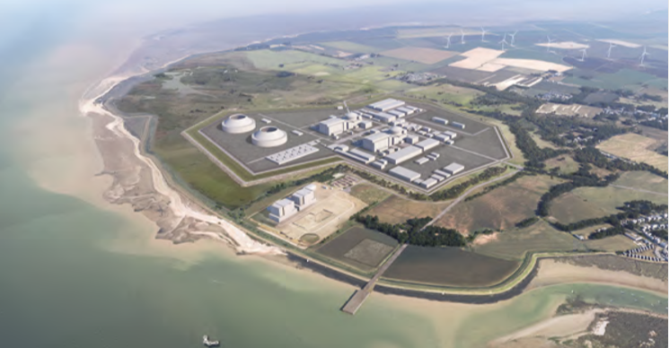 Proposed Nuclear Power Station Site