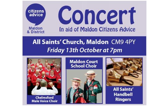 Citizens advice concert