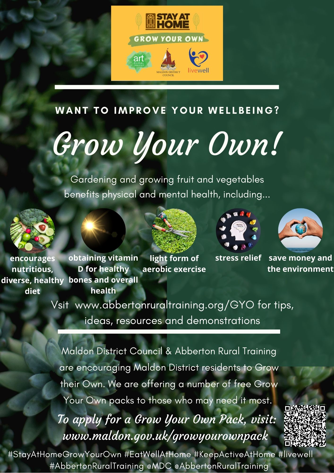 Grow your own flyer