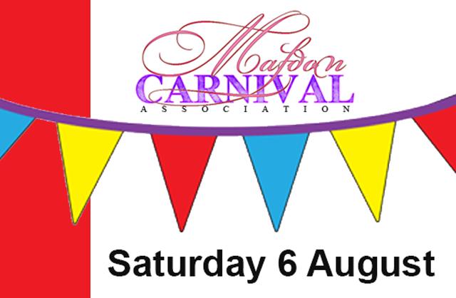 Maldon carnival 2016