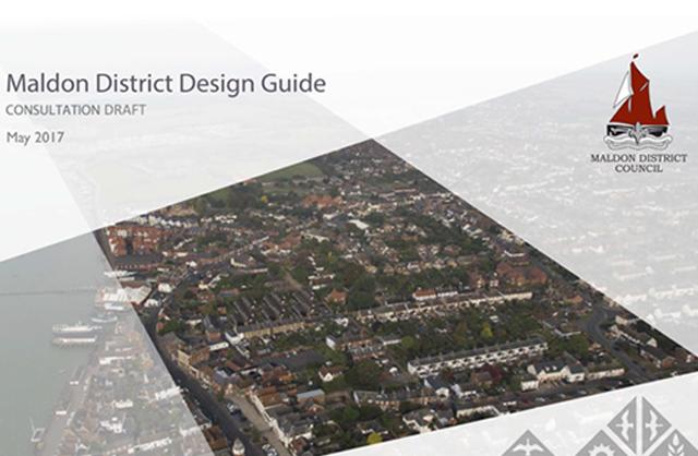 Maldon district design guide
