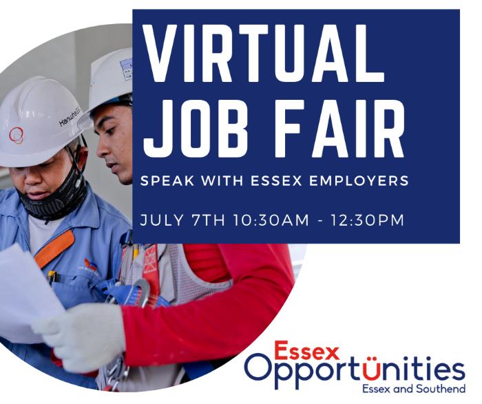 Virtual Jobs Fair