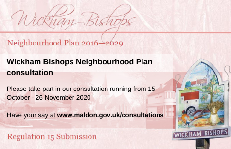 Wickham bishops neighbourhood plan