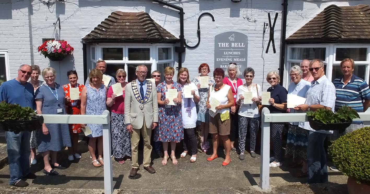 Village Friend Scheme Launched in Tolleshunt Major